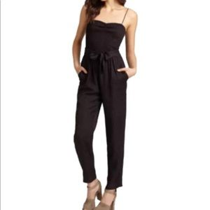 Rebecca Taylor black jumpsuit nwot 2